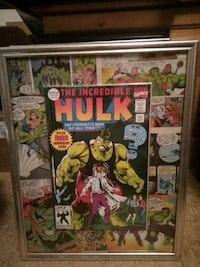 The Incredible Hulk Special 30th anniversary issue shiny cover comic Edmonton, T5P 1T6