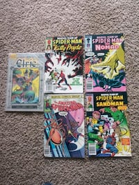 Old comic books South Bend, 46615