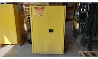 Commercial Cabinet Flammable Liquid Container Pittston