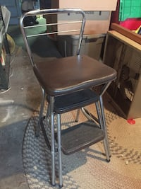 Cosco kitchen chair with pull out steps
