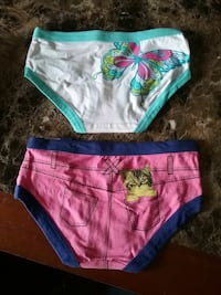 girl's two assorted panties Los Banos, 93635