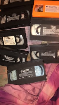 VHS movies no cases 3 dollars each need gone ASAP moving out  Cambridge, N1R