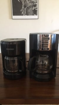 two black coffee makers Los Angeles, 90038