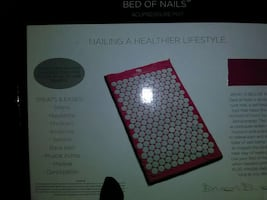 Bed of Nails acupressure pad