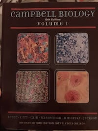 Campbell Biology Volume I Ocoee, 34761