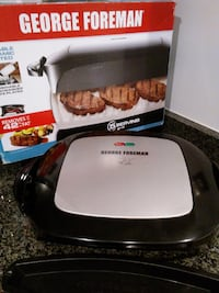 George Foreman 5 Serving Grill  West Springfield