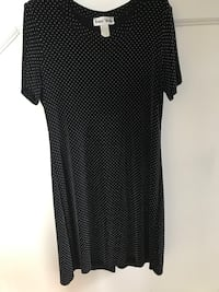 New black and white polka dot dress Clarksburg, 20871