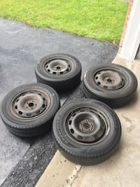 Rims and tires  Newmarket