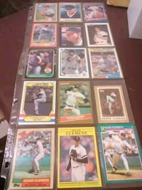 15 Roger clemens great condition, Best Offer