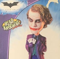 The Dark Knight Joker HeadKnocker Vaughan, L4K 5W4