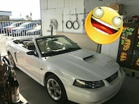 Ford - Mustang GT Deluxe convertible - 2001
