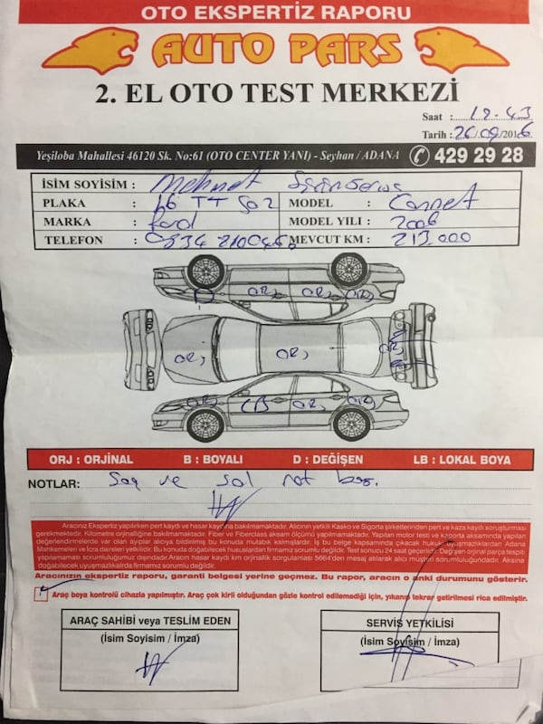 Ford - Transit Connect - 2006 753442c9-9449-4206-aecd-0c1bde8284b2