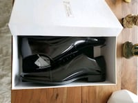 Versace patent leather wingtip shoes Hyattsville, 20782