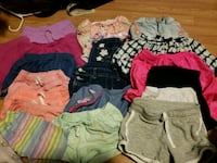 50+ 4T & 3T Girl clothes and shoes Indianapolis, 46239