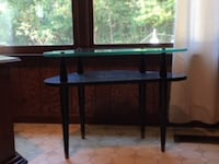 Glass / Marble Table 107 mi