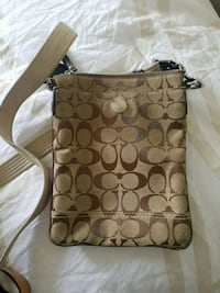 Authentic coach side bag  Surrey, V3X 2H8