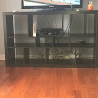 TV stand or book shelf, you decide. Very minor scratches asking $60 OBO Calgary, T3B 2T3