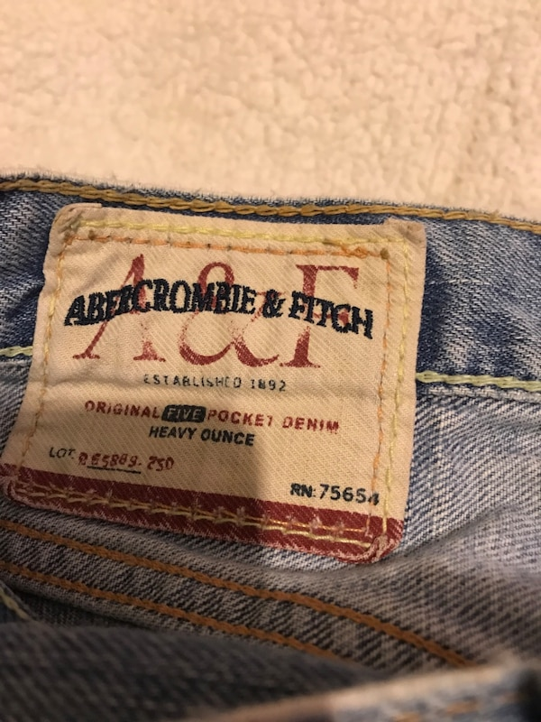 Used Ripped Jeans Custom Rips 31 x 30 for sale in Smithtown - letgo 28d7280ecb9de