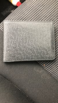 gray and black leather wallet Alexandria, 71301