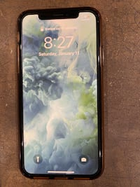 iPhone X 256GB, Excellent condition
