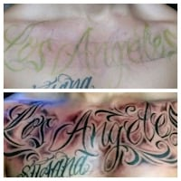 Tattoos best prices in town hmu Huntington Park, 90255