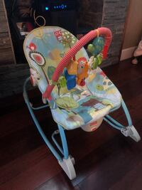 Baby bouncy chair Walnut Creek, 94597