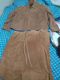 Brown Suede outfit Watsonville, 95076