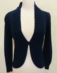 Navy One-Button Cardigan Alexandria, 22312