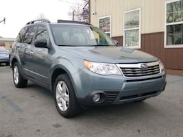 2010 Subaru Forester 2.5 Limited AT