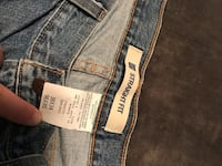 Gap Straight Fit Jeans 38 X 34
