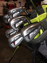 Titleist AP1 irons 4-PW golf clubs Hopewell Junction, 12533
