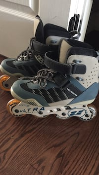 Ultra Wheels Women's Roller Blades Vaughan, L4J 9J1