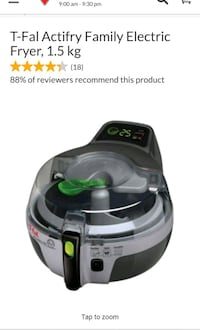T-fal Actifry Family size