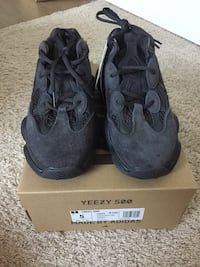 "Yeezy Boost 500 ""Utility Black"" size 5 DS  Fairfax, 22030"