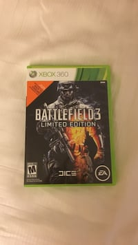 Battlefield 4 xbox 360 game case Broadview Heights, 44147