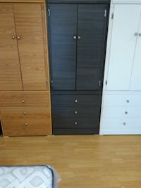 brown and black wooden cabinet Long Beach, 90805