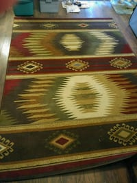 Three Georgeous 5' X 7' Area Rugs/Carpets!!