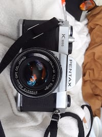 Pentax K1000 35mm MANUAL Camera  Kenmore