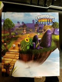 Skylander Giants Journal Aspen Hill, 20906