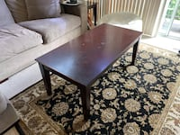 Wooden coffee table and 2 side tables Los Angeles, 90048