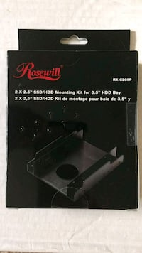 """Mounting Kit For - 3.5"""" Hard Drive - (New) 2411 mi"""
