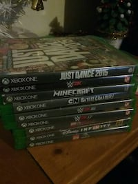 Xbox one games Bakersfield, 93307