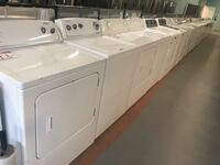 Basic washer and Dryer sets 10% off