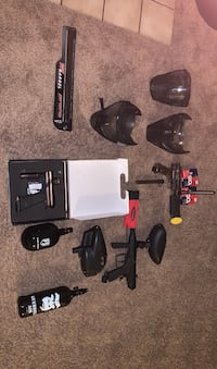 Paintball guns and accessories Henderson, 89015