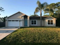 HOUSE For Rent 3BR 2BA (Your contact is needed)  Port St. Lucie
