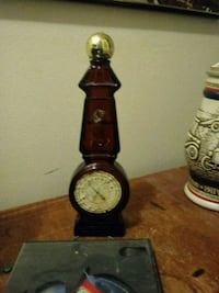 Vintage Avon Clock Bottle Longview, 98632
