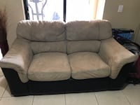 Sofa and loveseat Hialeah, 33015