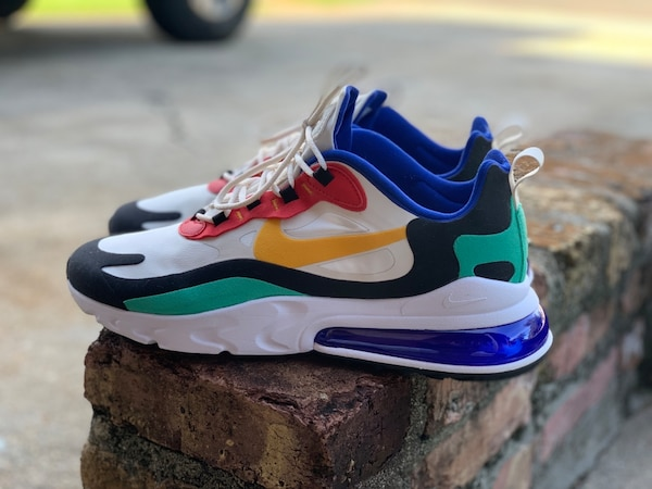 "check out 26409 c126c Nike Air Max 270 React ""Bauhaus"" 