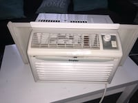 white Haier window type air conditioner Paterson, 07513