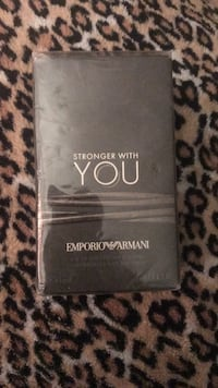 Stronger with you Emporio Armani 50ml St Thomas, N5R 5G2